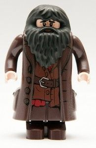 Hagrid LEGO Minifigure - Once you have this one, all others become pointless. So true. Harry Potter Set, Lego Sculptures, Lego People, Lego Games, Lego Man, Lego Minifigs, Lego For Kids, Lego Figures, Character