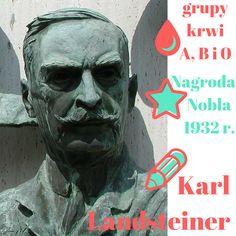 Karl Landsteiner odkrył, ze istnieją grupy krwi i to właśnie dzięki niemu przetaczanie krwi zaczęło ratować życie coraz większej ilości osób. Układ krwionośny to bardzo ważna część naszego organizmu i warto ją poznawać z laureatem Nagrody Nobla. Pomoce dydaktyczne do tego tematu znajdziesz poniżej http://www.sklep.educarium.pl/educarium.php?section=1&kategoria=23402&p=1&subkategoria=24384&page=0