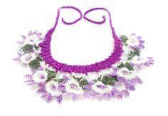Lace Jewelry Bracelet Leaf Bracelet Needle Lace Wearable