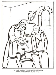 eliseu14jpg 7831038 - Elijah Bible Story Coloring Pages