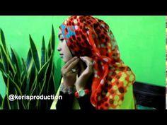 Tutorial Hijab (Chusnul Cuby) Part - 04 ( Kerudung Pasmina )