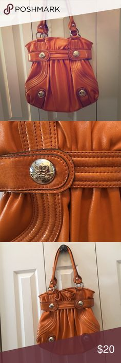 Kathy Von Zeeland Handbag Perfect for fall, this statement handbag adds a great pop of color to any outfit. Kathy Van Zeeland Bags Shoulder Bags