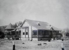 Casa Barrio Bella Vista - 1930 #SantaMartaDelAyer