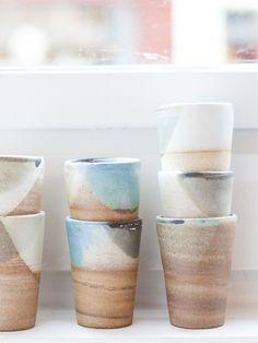 Ceramics by Dieuwke van der Mark