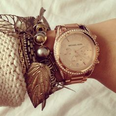 #Michael #Kors #Watch #and #Bracelets MK5263