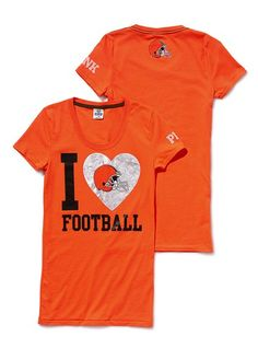 because I do. heart Browns football.