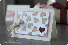 Romantische Karten und Boxen Stampin'Up!