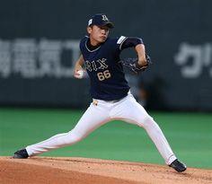 オリックス・吉田凌、プロ初登板6失点で黒星「投げる球がなくなった」 - SANSPO.COM(サンスポ)