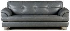 Gray Contemporary Sofa