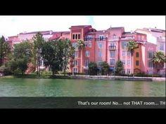 Our visit to Loews Portofino Bay Hotel at Universal Orlando Resort - YouTube