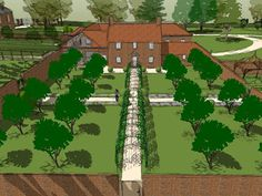 Designs | Projects | Richard Miers - Garden Design Designs To Draw, Design Projects, Garden Design, Country, Drawings, Rural Area, Sketches, Landscape Designs, Country Music