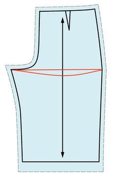 Style arc flat bottom adjustment