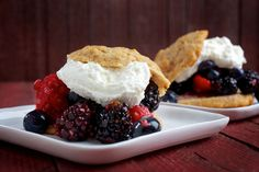 Yes, fresh berries, shortcake and whipped cream can be good for you - The Washington Post