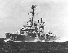 WW II - USS Fletcher