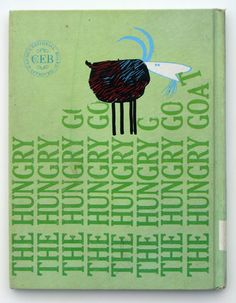 Abner Graboff - graphic cover design - simple and beautiful!