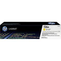 Mực in HP 126A Yellow LaserJet Print Cartridge