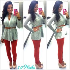 Love this outfit!!!!!    Jeggings