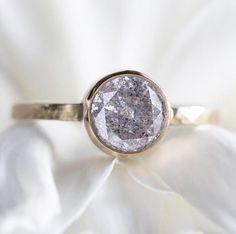 galaxy grey diamond ring  ……  Alexis Russell