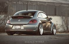 2013 Volkswagen Beetle, I know Cynthia would LOVE this, just not the color ............ LOL