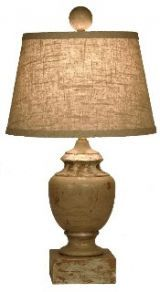 Beach House Living Weathered Wooden Beach Lamp Collection