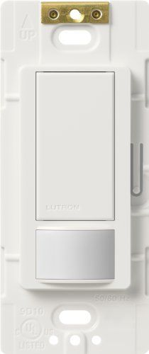 Lutron Maestro Motion Sensor switch, no neutral required, 600 Watts Single-Pole/Multi Location, Almond: Lutron Maestro-Almond collection Switch in Almond. This item is x The voltage is 120 volts. Gadget World, Turn Light, Electrical Supplies, Electrical Outlets, Save Energy, Tricks, Neutral, Canada, Lights