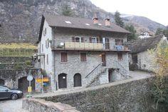 Giornico: 5,5 Zimmer Tessinerhausteil an idyllischer Lage mit schönem Ausblick