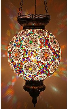 Turkish Lamps | Mosaic Lamps | Ottoman Lamps