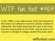 WTF FUN FACTS HOME / SEE MORE tagged/ people and people FACTS