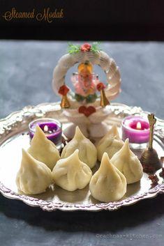 Modak Recipe, How to make modak | Ukadiche Modak