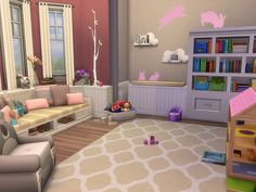 Sims 4 House Plans, Bedroom Drawing, Sims 4 House Design, Casas The Sims 4, Sims Building, Sims 4 Build, Fun Diy Crafts, Sims Cc, Simple House