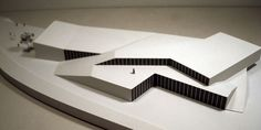 Tomaz Kristof | Kamaleon Centro Cívico | Hrvatini; Eslovenia | 2009. Arquitectura. Maquetas