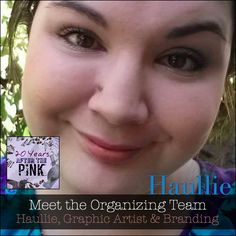 """Meet the organizing team - Haullie is the Graphic Artist who created the look of 20 Years After the Pink.   How have you been affected After the Pink? """"Many of Tori's albums have been influential to my humanity. Finding myself as a woman, finding confidence, expression, a humble sense of myself. I'm not sure that I would be the same person now had I not discovered her. Even my own artistic expression has been inspired in some way to her adding that element we all needed to the nature of…"""
