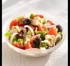 Mediterranean Salad Recipe on Yummly. @yummly #recipe