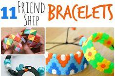 11 DIY Friendship Bracelets for Summer Camp