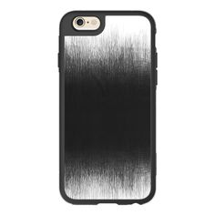 iPhone 6 Plus/6/5/5s/5c Case - Abstract Modern Monochrome Ink Brush... ($40) ❤ liked on Polyvore featuring accessories, tech accessories, iphone case, apple iphone cases, iphone cases, iphone cover case and iphone hard case