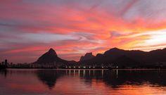 Lagoa Rodrigo de Freitas, Rio