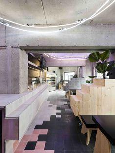 Gallery of Beets and Roots Restaurant Berlin / Gonzalez Haase - 7