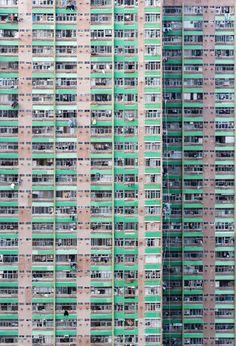Concrete living by Nick Frank, via Behance