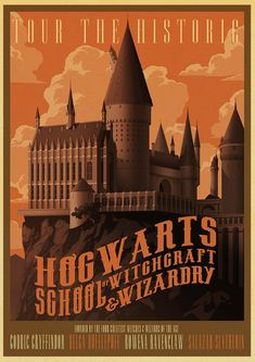 Classic Movie Poster Harry Potter Hogwarts Express Diagon Alley Hogsmeade Retro Poster Kids Room Wall Decorative Painting [orc32949417949] - £17.29 : HomerFever