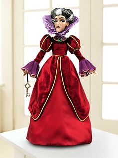 Lady Tremaine Limited Edition Doll by Disney Store