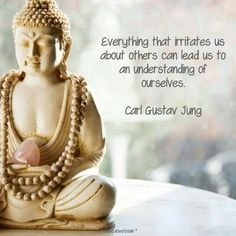 """Image result for """"Everything that irritates us about others can lead us to an understanding of ourselves."""" Carl Jung"""