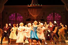 Human Race's DROWSY CHAPERONE at the Victoria Theatre in Dayton.