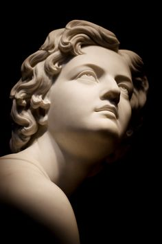 Handsome Lad. 19th century American sculpture from the Chrysler museum