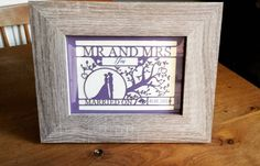 Personlised Wedding/Anniversary gift! Design completed. #jld #new #wedding #anniversary