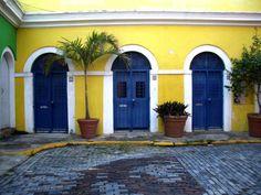 La esquinita en San Juan, Puerto Rico
