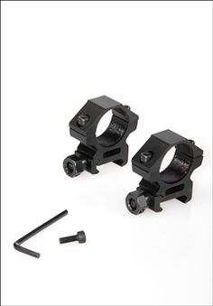 Medium Profile 1 Inch Scope Rings | Buy Now at camouflage.ca