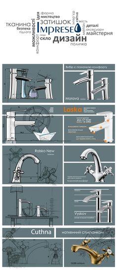 Imprese сантехніка, сантехника, змішувач для кухні sanitary engineering