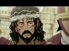 Watch this AMAZING Animated version of Passion of the Christ! Anime Alien, Manga Anime, Otaku Anime, Manga Girl, Jesus Photo, Bible Drawing, Crucifixion Of Jesus, Anime Drawing Styles, My Last Day