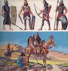 Illustrations of Ancient Mesopotamia Image Salvage) - Printable Version