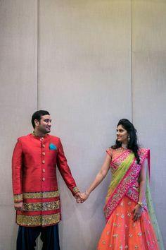 Half Saree Lehenga, Lehenga Style, Bridal Lehenga Choli, Saree Dress, Half Saree Designs, Lehenga Designs, Saree Blouse Designs, Indian Gowns Dresses, Indian Outfits